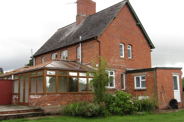 Thumbnail Semi-detached house to rent in Langford, Cullompton