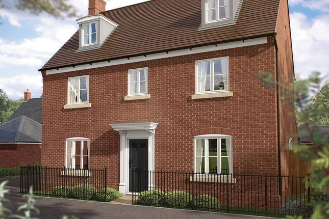 New home, 5 bed detached house for sale in