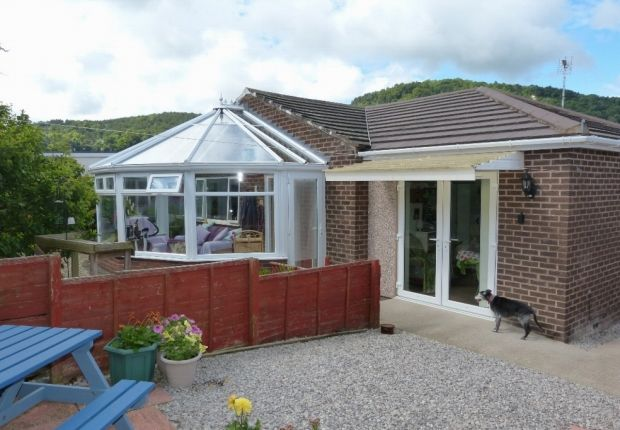 Thumbnail Detached bungalow for sale in Coed Bedw, Abergele