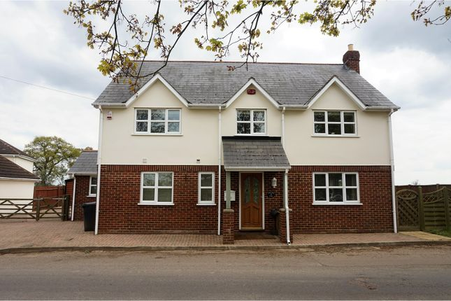 Thumbnail Detached house for sale in Stony Lane, Tea Green