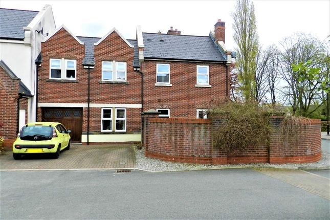 Thumbnail Mews house to rent in Swinhoe Place, Culcheth, Warrington, Cheshire