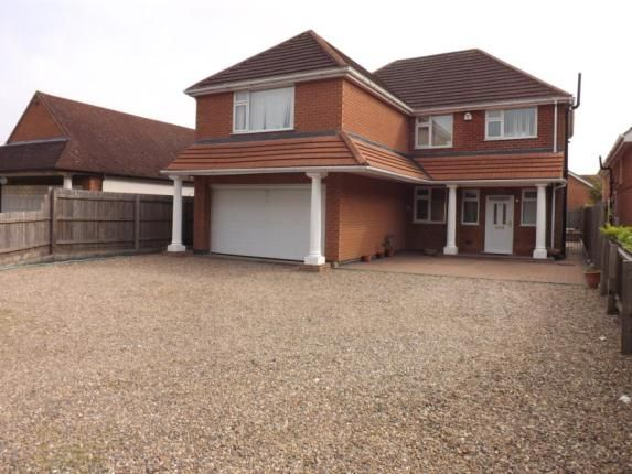 Thumbnail Detached house for sale in Hinckley Road, Leicester Forest East, Leicester, Leicestershire