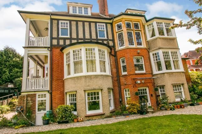 Thumbnail Flat for sale in Westbourne, Bournemouth, Dorset