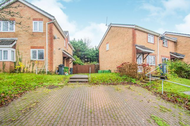 Thumbnail Property to rent in Heol Y Carw, Thornhill, Cardiff