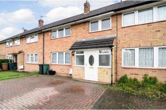 Thumbnail Terraced house to rent in Staplehurst Road, Reigate