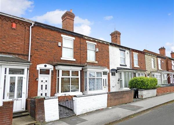 Thumbnail Terraced house for sale in Tong Street, Walsall