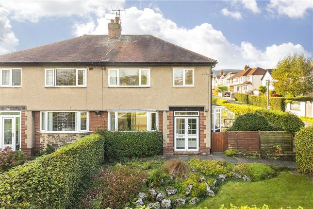 3 bed semi-detached house for sale in Valley Drive, Ilkley LS29