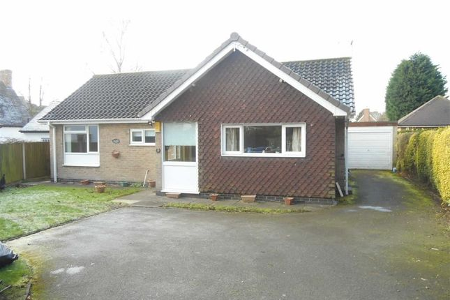Thumbnail Bungalow to rent in Church Lane, Breadsall, Derby