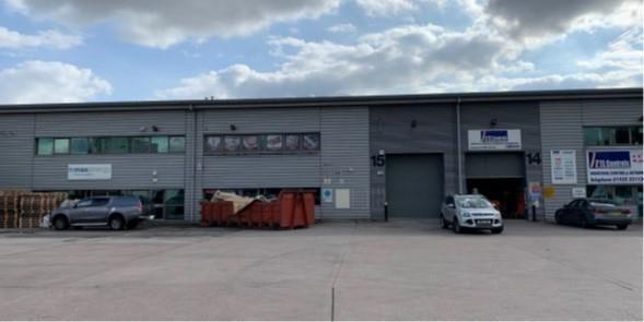 Thumbnail Light industrial to let in Unit 15, Taurus Park, Warrington