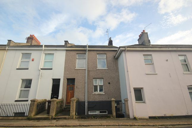 Thumbnail Maisonette to rent in Alexandra Road, Ford, Plymouth