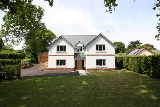 Thumbnail Detached house for sale in Lower Broad Oak Road, West Hill, Ottery St. Mary