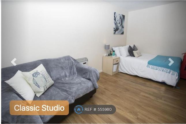 Thumbnail Studio To Rent In Dantzic Street Manchester