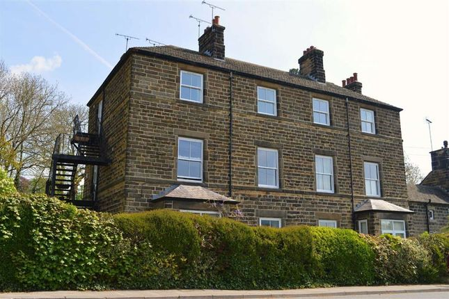 Thumbnail Flat for sale in Ambervale House, 1, Moor Road, Ashover Chesterfield, Derbyshire