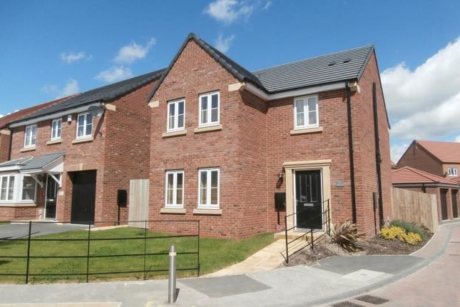 Thumbnail Detached house for sale in Abbey Lane, Kingswood, Hull