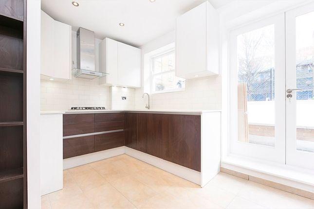 Thumbnail Flat for sale in Eversholt Street, London