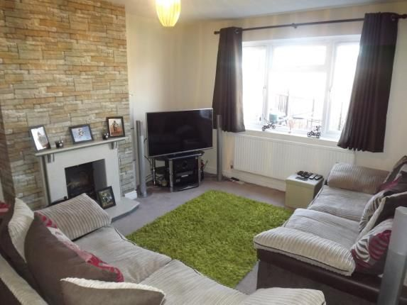 Thumbnail Terraced house for sale in Potton Road, St. Neots, Cambridgeshire