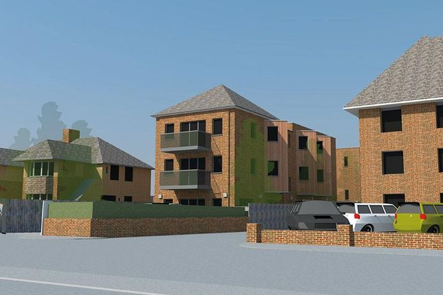 Thumbnail Land for sale in London Road, Morden