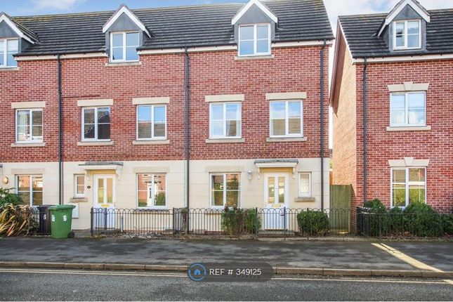 Thumbnail End terrace house to rent in Bullingham Lane, Hereford