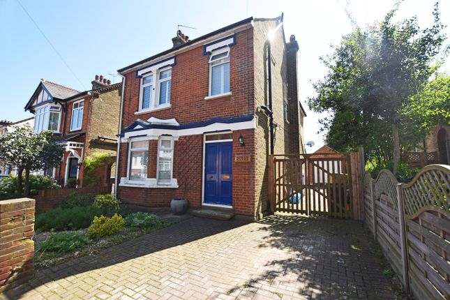 Thumbnail Detached house for sale in Second Avenue, Gillingham