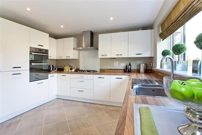 Thumbnail Detached house for sale in Off Silfield Road, Wymondham, Norfolk