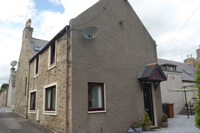 Thumbnail Town house for sale in Land Street, Keith
