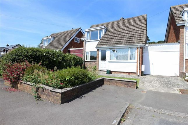 Thumbnail Semi-detached bungalow for sale in Maeshendre, Waunfawr, Aberystwyth