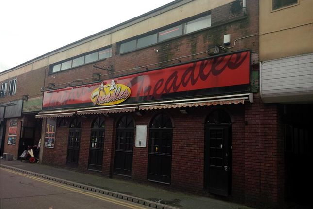 Thumbnail Pub/bar to let in Former Treadles Wine Bar, 9 Peel Parade, Barnsley