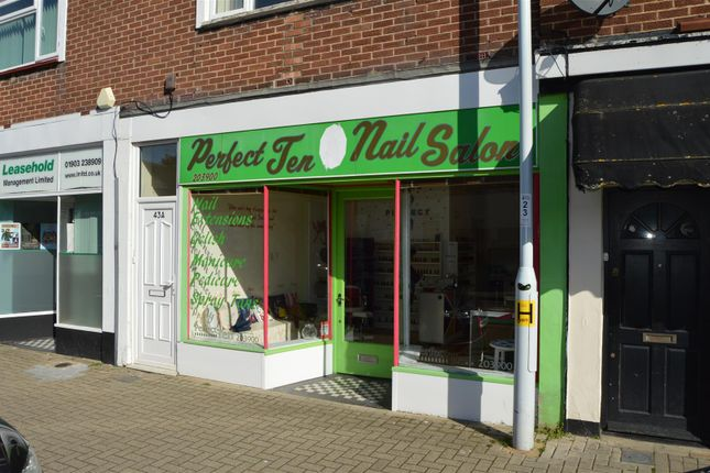 Commercial property for sale in New Broadway, Tarring Road, Worthing