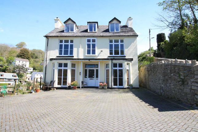 Thumbnail Detached house for sale in Shutta Road, East Looe, Looe