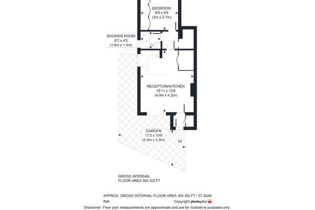 Floor Plan of Maypole Road, Taplow SL6