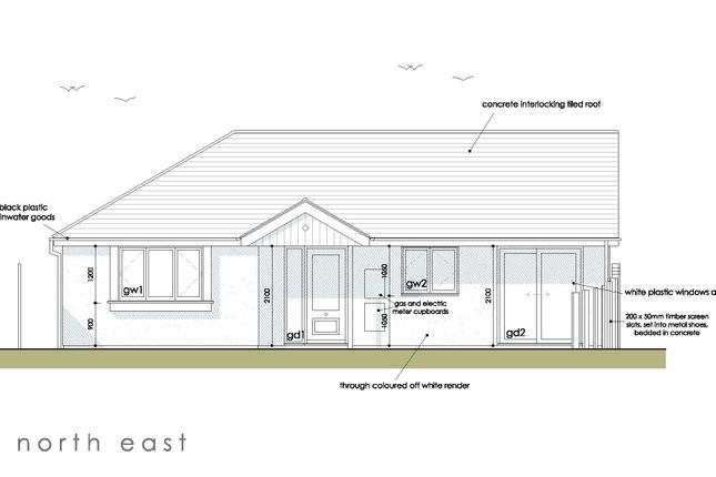 Thumbnail Detached bungalow for sale in Church Lane, Deal