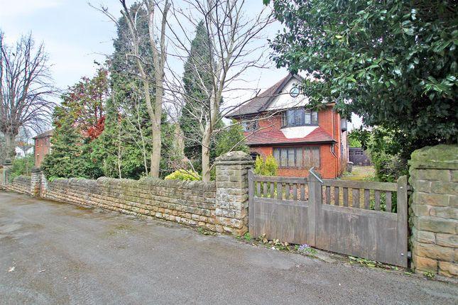 Thumbnail Detached house for sale in Villiers Road, Woodthorpe, Nottingham