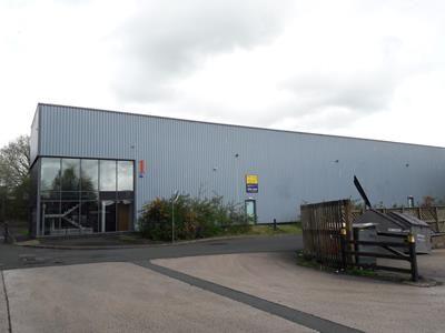 Thumbnail Light industrial for sale in Unit 1 Stafford Park 1, Highbridge Court, Telford