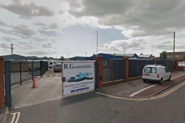 Former Rg Caravans, Usworth Road, Hartlepool TS25