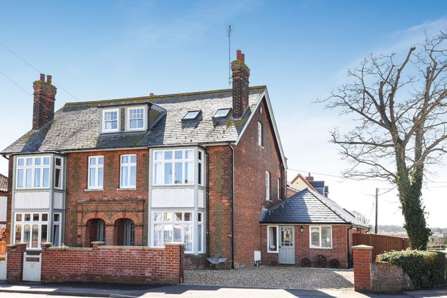 Thumbnail Semi-detached house for sale in Mill Road, Wells-Next-The-Sea