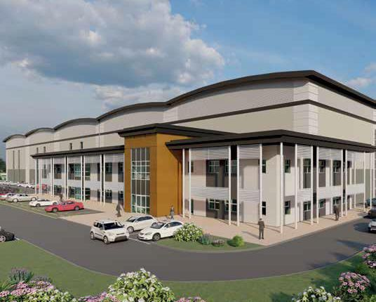 Industrial for sale in Plot A Centrix Business Park, Phoenix Parkway, Corby, Northamptonshire