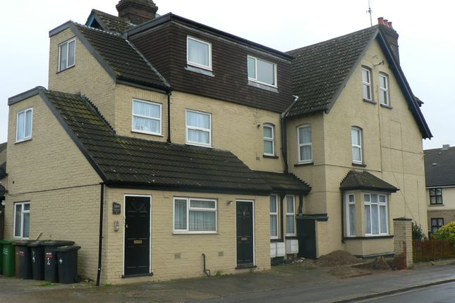 Thumbnail Flat to rent in Marsh Road, Leagrave