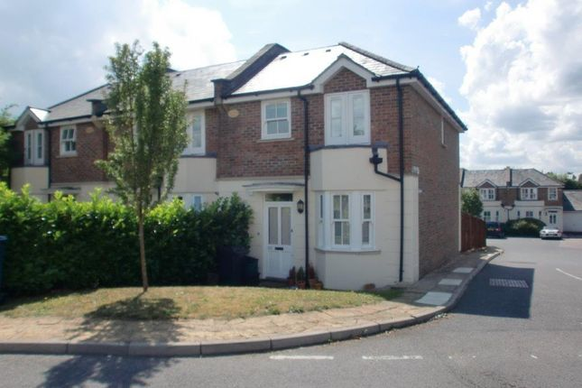 Thumbnail End terrace house to rent in Chestnut Lane, Amersham