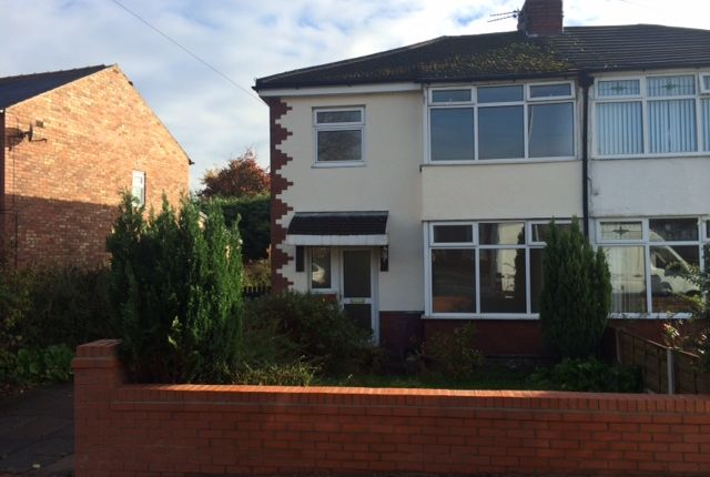 Thumbnail Semi-detached bungalow to rent in Park Road, Hindley, Wigan