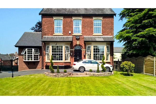 Thumbnail Detached house for sale in Ribbleton Avenue, Preston