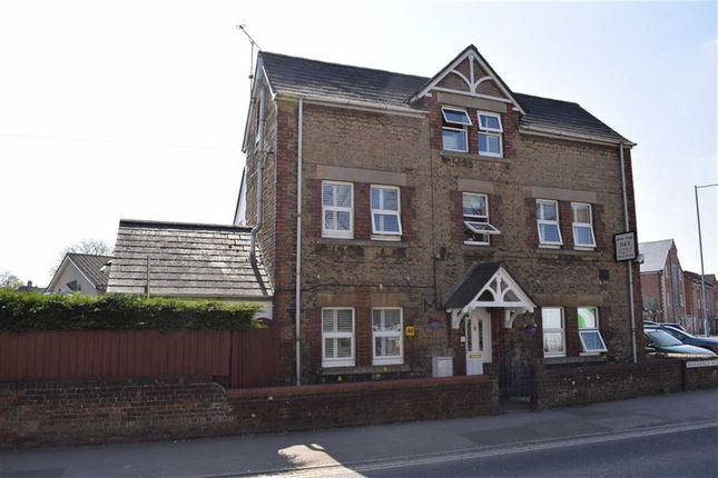 Thumbnail Detached house for sale in Marshfield Road, Chippenham