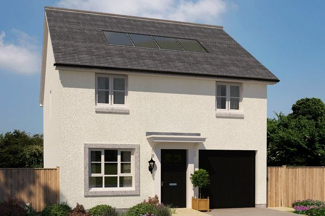 """Thumbnail Detached house for sale in """"Glenbuchat"""" at Bracara Road, Inverness"""
