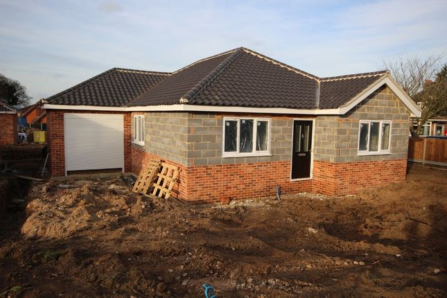 Thumbnail Detached bungalow for sale in Pippin Close, Ormesby, Great Yarmouth
