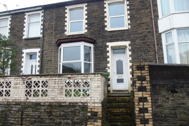 Thumbnail Terraced house for sale in Wood Road, Treforest, Pontypridd