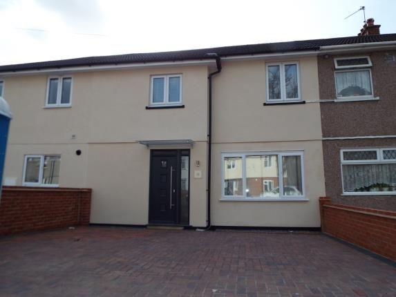 Thumbnail Terraced house for sale in Barkingside, Essex