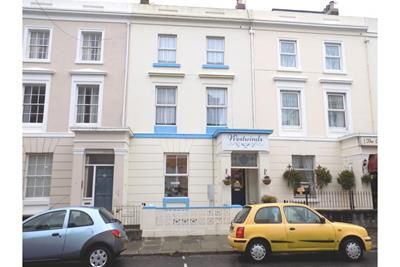 Thumbnail Hotel/guest house for sale in Westwinds Guest House, 99 Citadel Road, The Hoe, Plymouth, Devon
