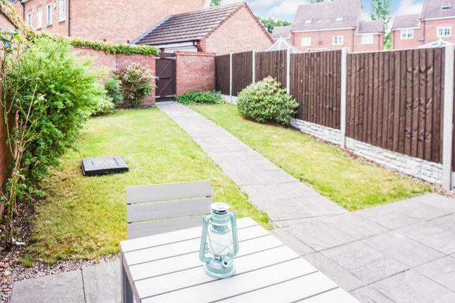 Rear Garden of Buckden Close, Birmingham B37