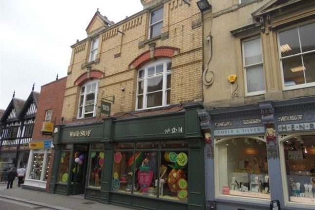 Thumbnail Flat to rent in Widemarsh Street, City Centre, Hereford
