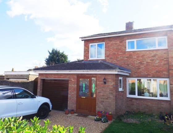 Thumbnail Semi-detached house for sale in Langlands, Lavendon, Olney