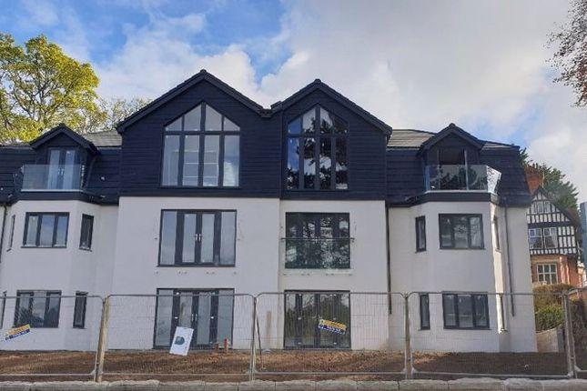 Thumbnail Flat for sale in Pwllycrochan Avenue, Colwyn Bay